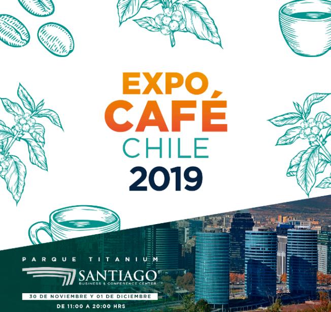 EXPO CAFÉ CHILE 2019 - SANTIAGO