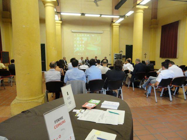 PATTO DEI SINDACI - 02.08.11 - Villafranca V.